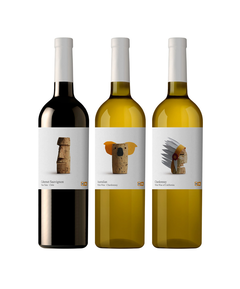 The most beautiful wine labels in Australia