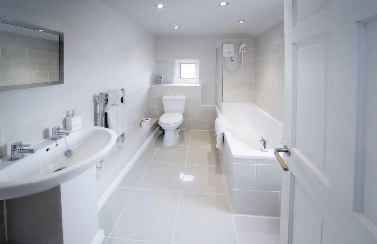 waterproofing bathrooms
