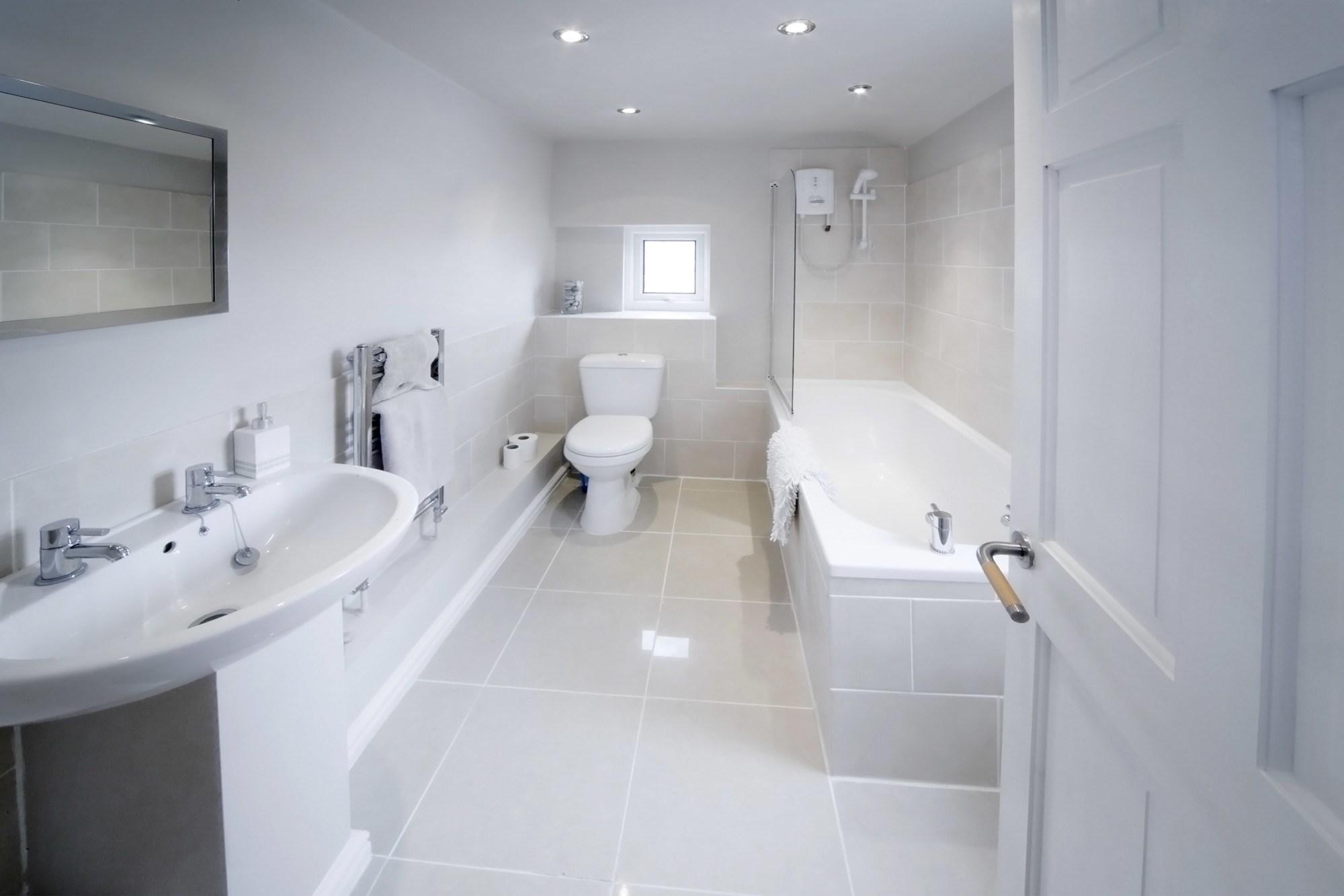 How to Waterproof a Bathroom!